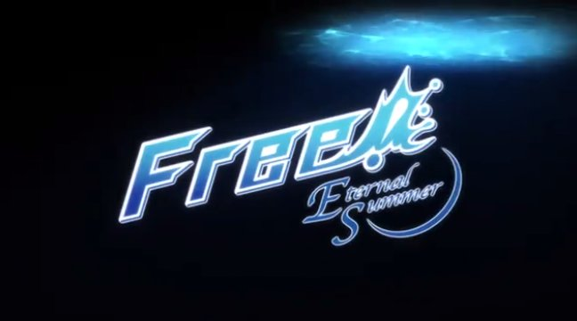 Free! Eternal Summer : The Somersault Turn of Promise!