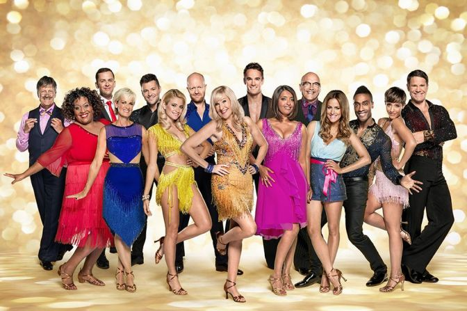 Strictly Come Dancing : Week Ones Fangirl Magazine
