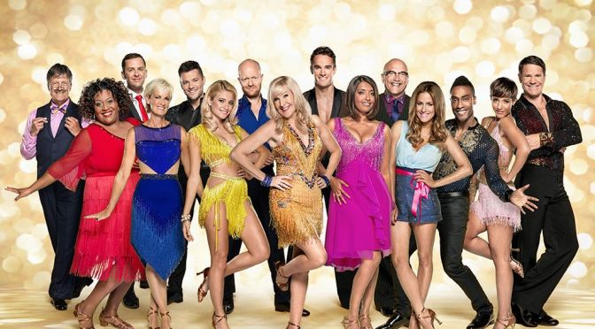 Strictly Come Dancing : Week Two Fan Girl Magazine