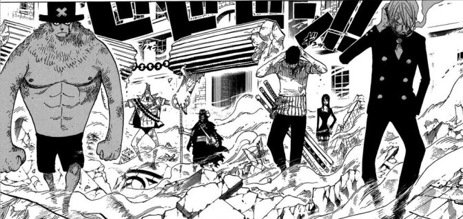 One Piece : The Yonko Assassination Plot
