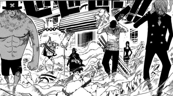 One Piece : The Mink Tribe