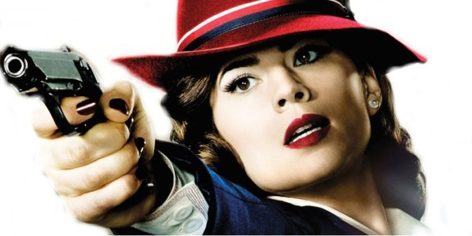 Case File : Agent Carter