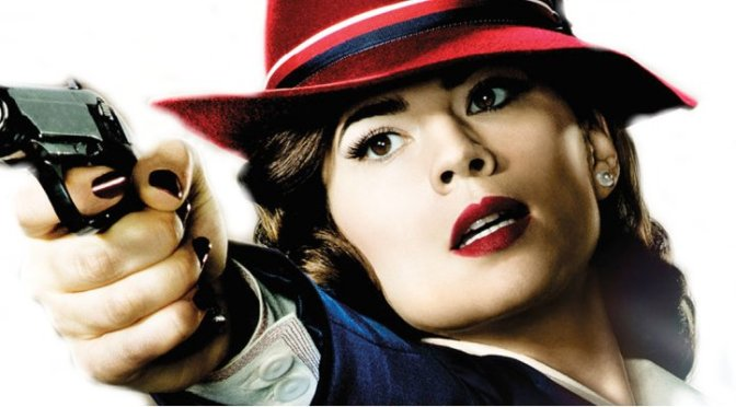 Case File : Agent Carter