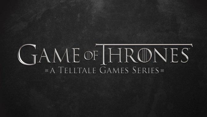 Game of Thrones TellTale Game….