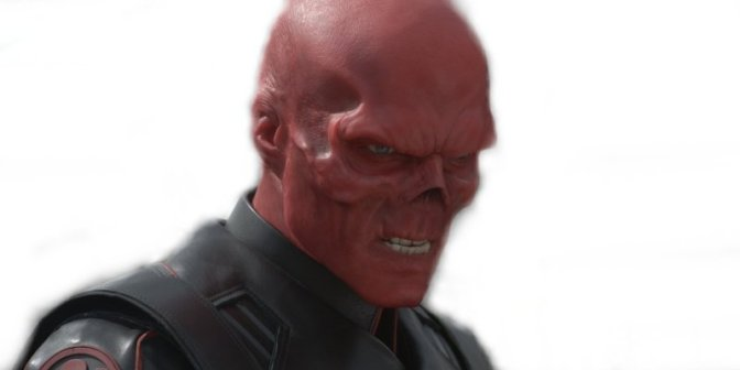 Case Study : The Red Skull