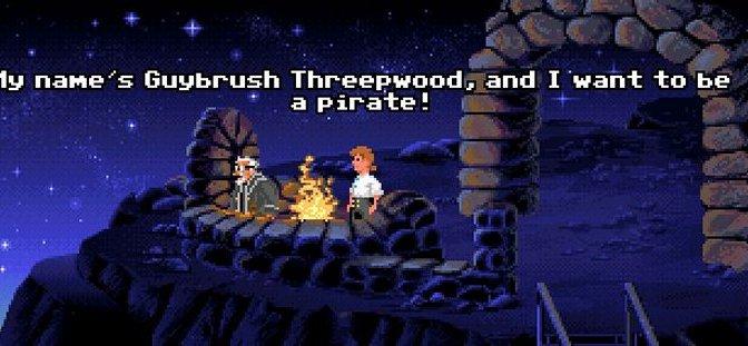 Secret of Monkey Island Part 6