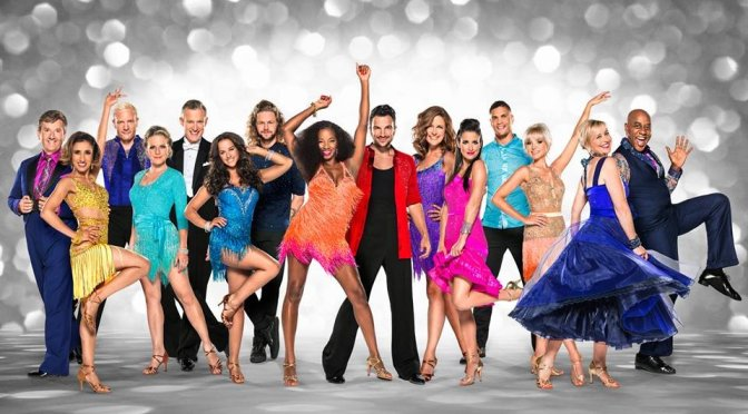 Strictly Come Dancing Week 1 Show 1