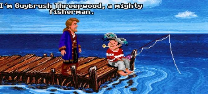 Monkey Island 2 : Le Chucks Revenge Part 5