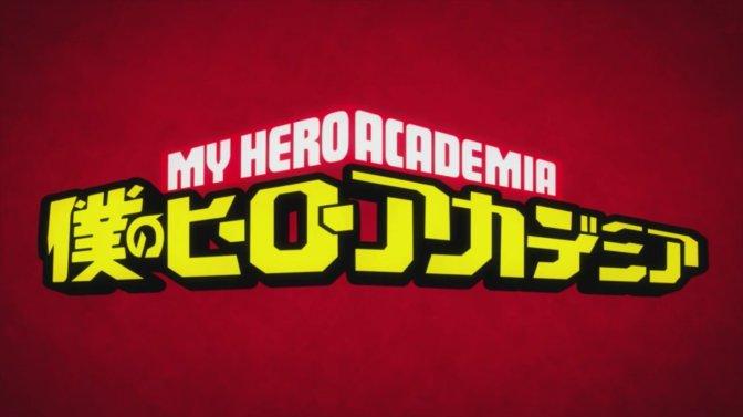 Boku no Hero Academia Season 2 : Todoroki vs Bakugo