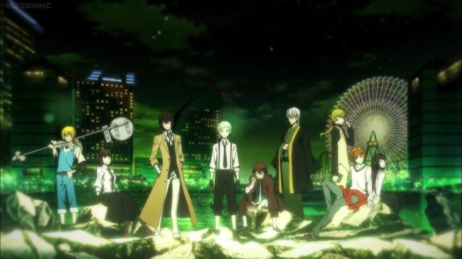 Bungo Stray Dogs Season 2 : Three Companies Conflict