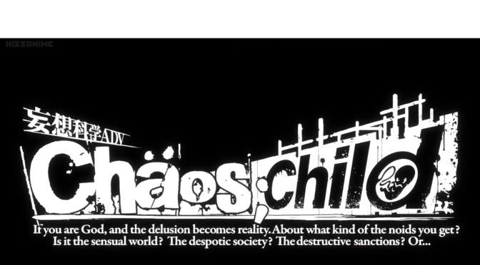 ChäoS;Child : Betrayal