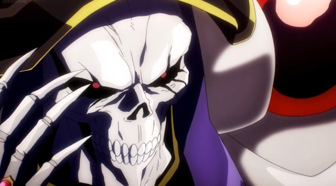 Overlord III : Butterfly Entangled in a Spider's Web
