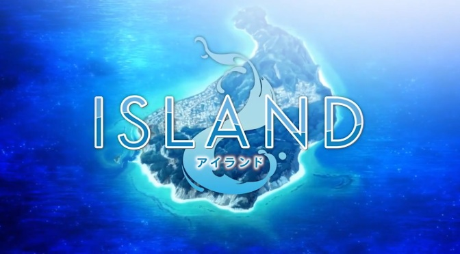 Island : Holding Hands Tomorrow [END]