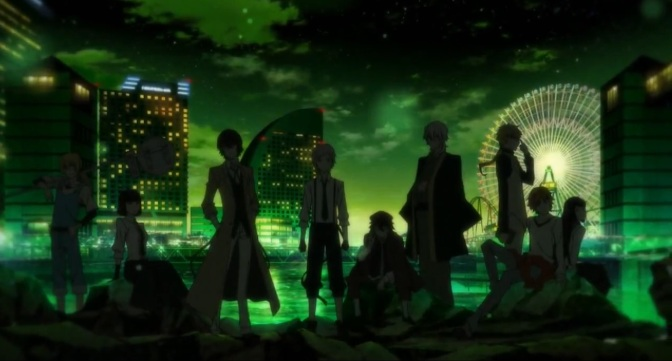 Bungou Stray Dogs Season 2 : Three Companies Conflict