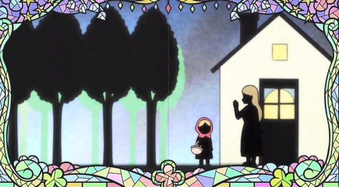 Grimms Notes The Animation : Ex and Snow White