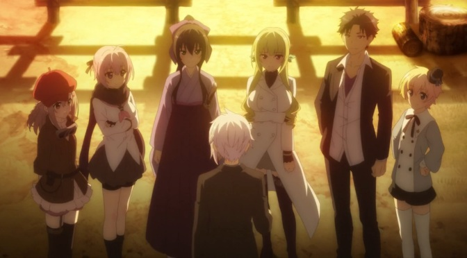 High School Prodigies Have it Easy Even in Another World : It Seems High School Prodigies Have it Easy In Another World! [END]
